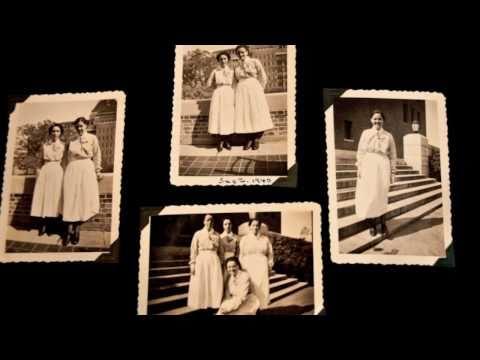 Sylvia Paret- Found Photo Album from 1939