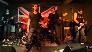 BANDA ROCK OF AGES - DEF LEPPARD COVER - WOMEN