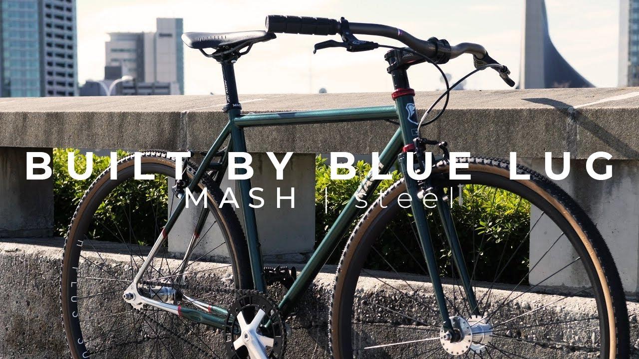 Download MASH steel BUILT BY BLUE LUG-ずっと見てられる自転車組み立て#2-