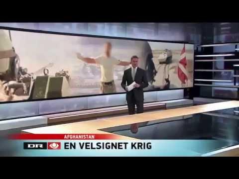 DR1 News - TV Avisen Sunday  (Danmark-Denmark-Dinamarca)