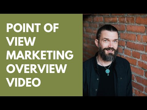Point of View Marketing Overview Video