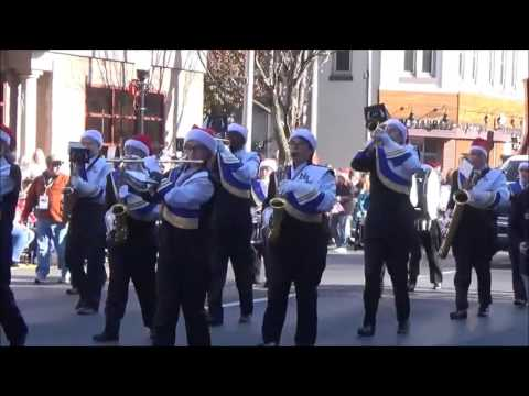 Lebanon Holiday Parade 2016