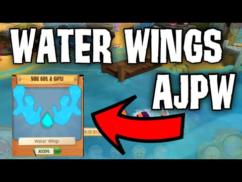 New Water Wings In AJPW!