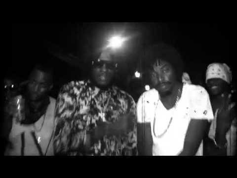 Aidonia  90s Gangsta Town   Music  HD  2015