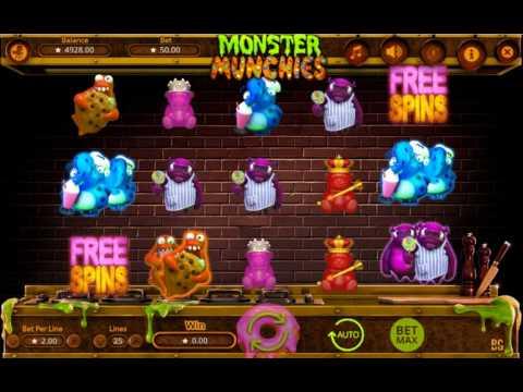 W88 Club Divino - Monster Munchies