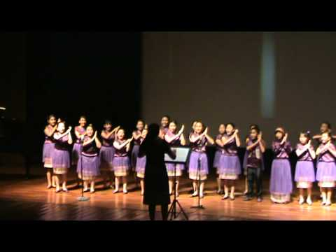 Clap your hands (Sally K Albrecht) by PCMS Children Choir