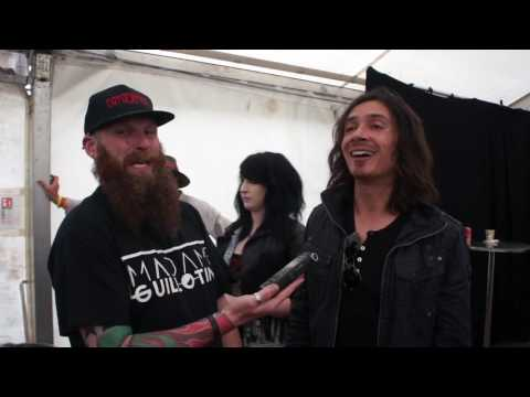 Periphery Interview Download Festival 2016