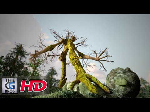"""CGI 3D Animated Short: """"The Forest"""" - by Richard Kao"""
