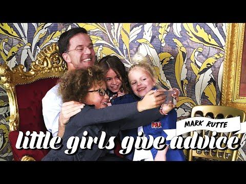 Mark Rutte krijgt advies van meisjes (5-11 jaar)  | Cosmopolitan Nederland