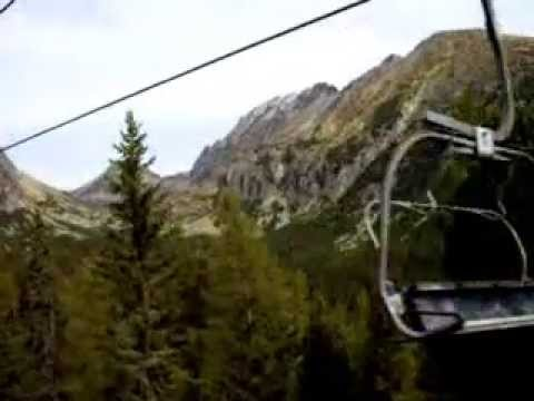 High Tatras - cable car