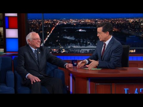 Bernie Sanders Explains Why He's Different From Trump