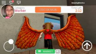First time on Roblox already at 3.2 design.it