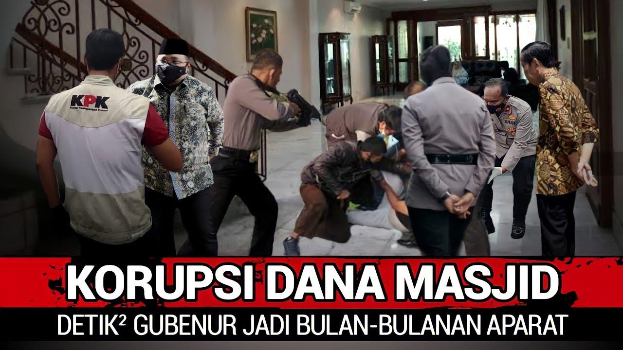 Download Berita Terkini ~ Tipu Banyak Ummat ~ Gara² Korupsi Dana Masjid Gubenur Berakhir Begini