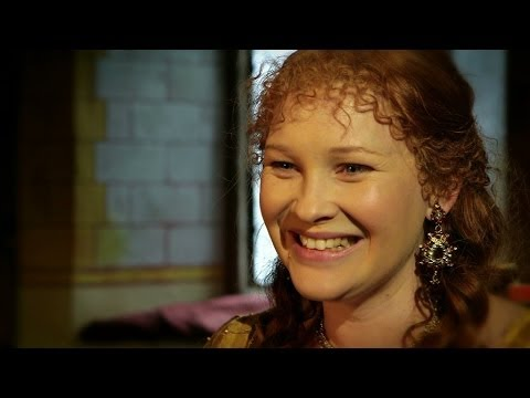 Joanna Page as Elizabeth I  The Day of the Doctor  Doctor Who 50th Anniversary  BBC One