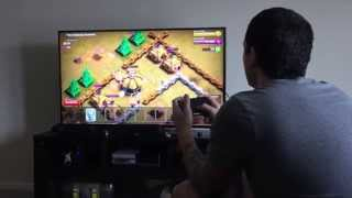 New Way To Play mobile apps on your TV! 720P60FPS