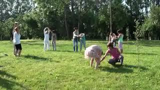 'Збудивская Бенц Марианна Гимнастика ''Белояр'' ФАРТ 3, 01 07 2011'