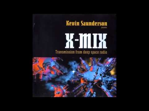 X-Mix 9 Kevin Saunderson - Transmission From Deep Space Radio 1997