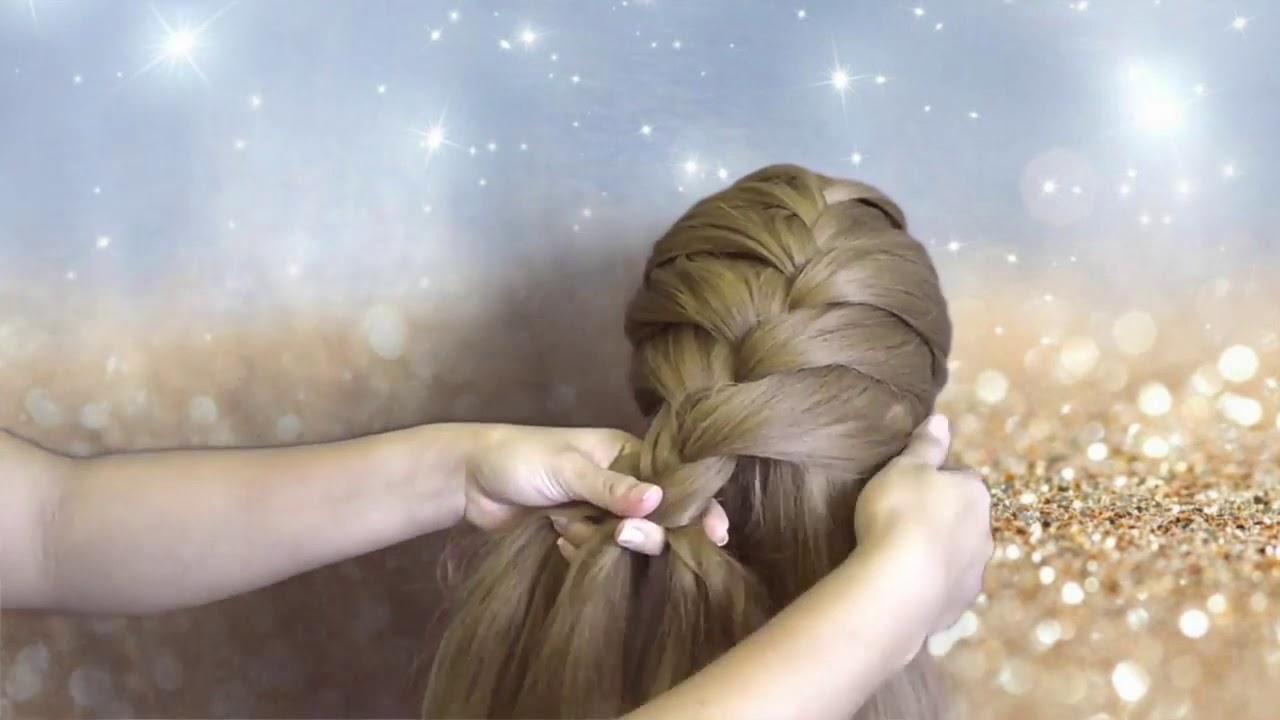 Elsa's Hairstyle Disney's FROZEN