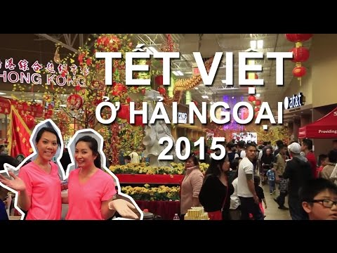 ( HD )  Hong Kong market - Asian Time square DFW - Happy Lunar New Year 2015