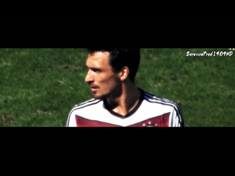 Mats Hummels - World Cup 2014 | HD