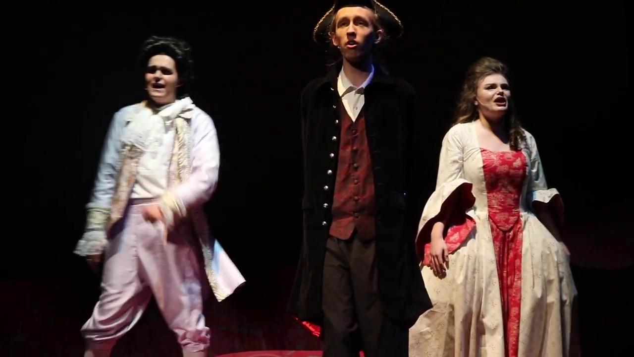 Chaparral Theatre presents The Scarlet Pimpernel