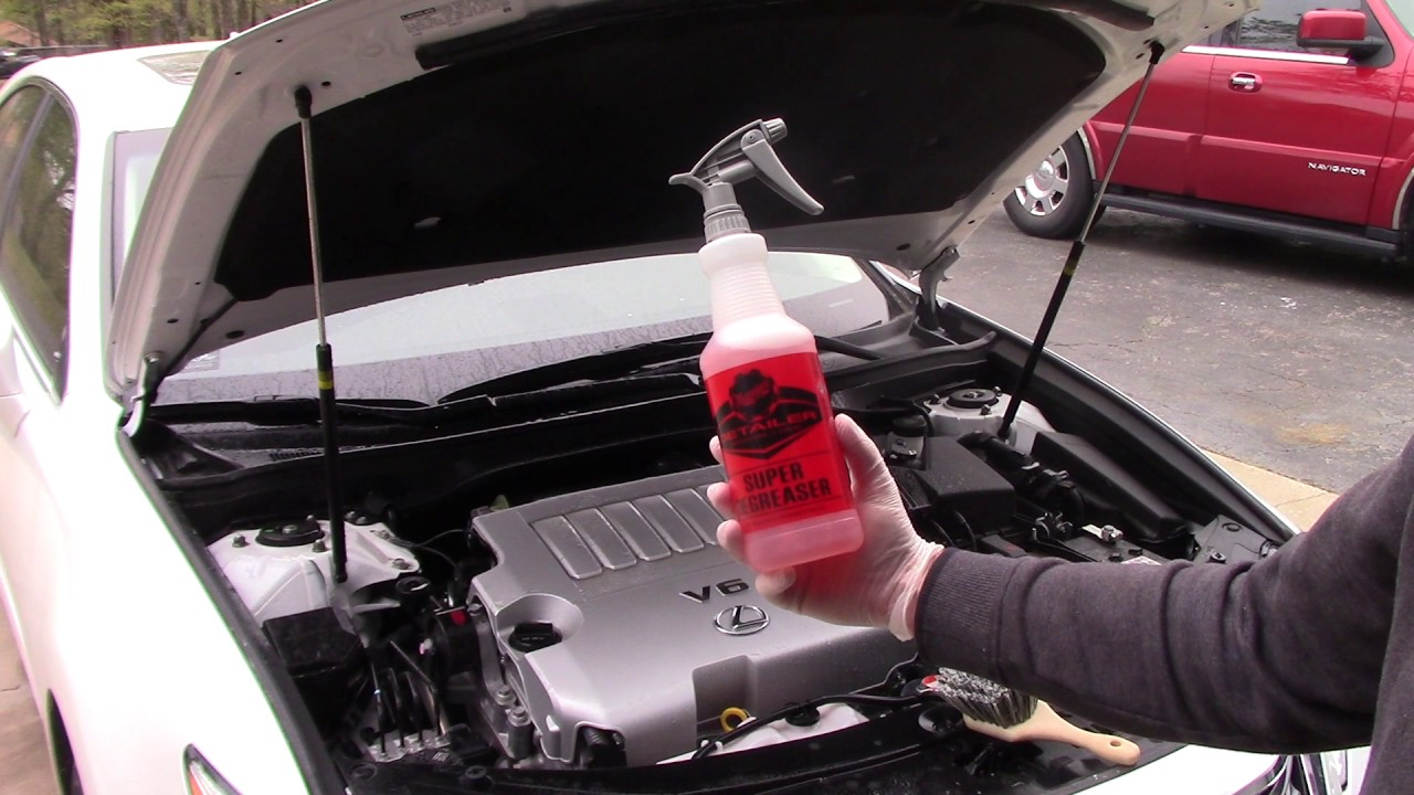 part 1 of 4 engine bay cleaning dallas paint correction auto detailing plano texas youtube. Black Bedroom Furniture Sets. Home Design Ideas