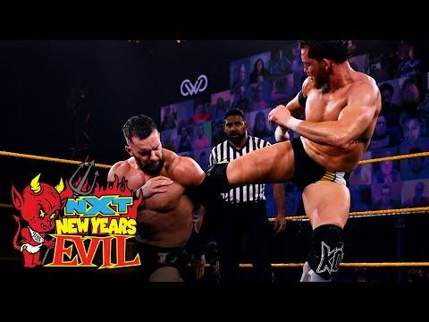 Finn Bálor vs. Kyle O'Reilly – NXT Championship Match: NXT New Year's Evil, 2021