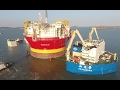 China Delivers Dana Petroleum's Western Isles FPSO