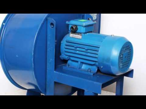 Вентилятор центробежный ВЦ 14-46 №3,15 2,2кВт