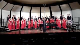 Gitanjali Chants - Ngana - CCHS Meistersingers in concert 2013-10-03