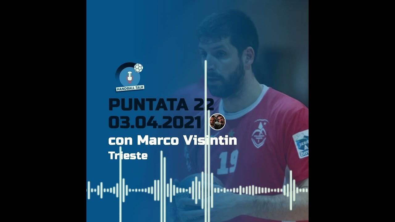 HandballTalk - Puntata 23: con Marco Visintin