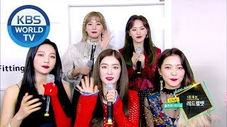 Time to meet 1st place nominees! Red Velvet! [Music Bank / ENG, CHN /2018.12.14]