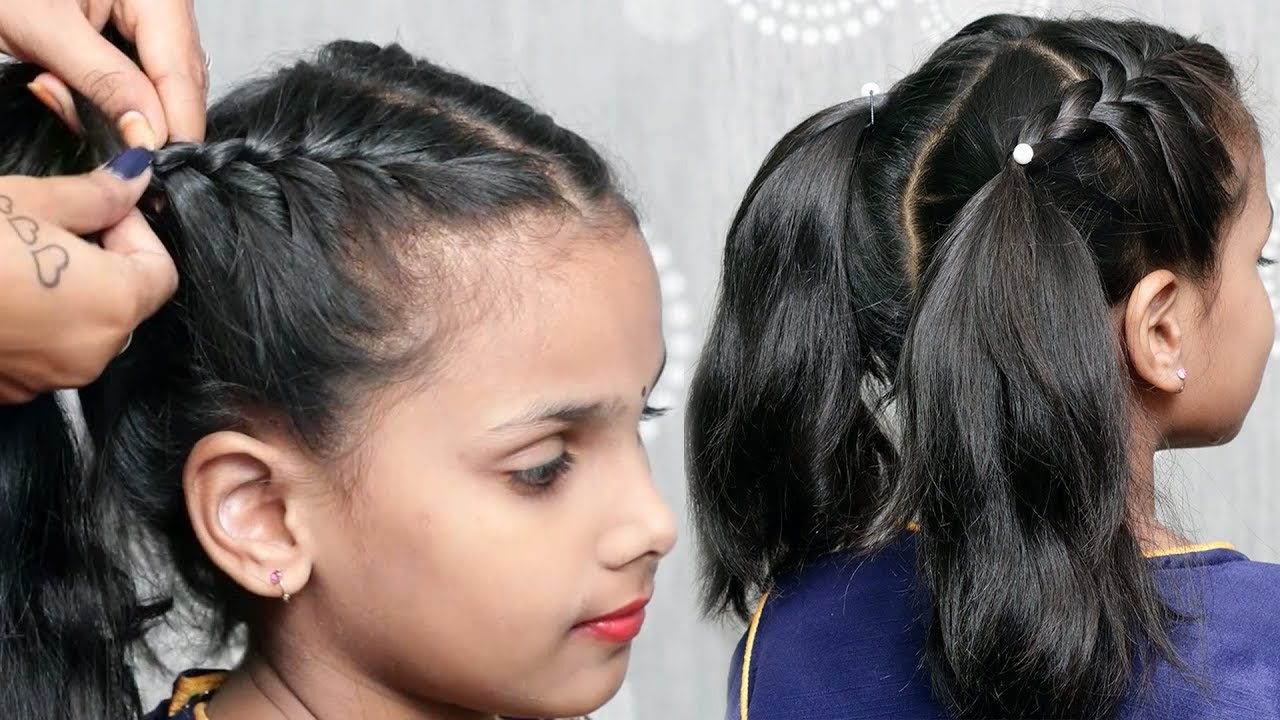 Quick & Easy Hairstyles for babies   baby girl cut hairstyles   latest  hairstyles   Baby hairstyles