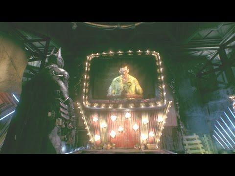 Batman Arkham Knight Прохождение 38 Трофеи Загадочника Остров Блик.