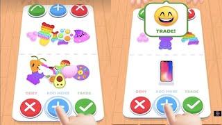 Fidget Toys Trading : Fidget Trade Relaxing Games Gameplay Walkthrough screenshot 3