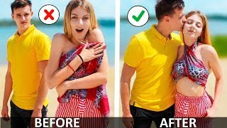 Summer Outfit Hacks! DIY Life Hacks To Make You Look Feel and Perfect
