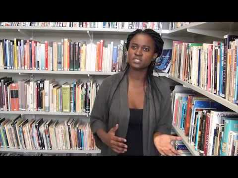 Botswana poets at NAI: TJ Dema