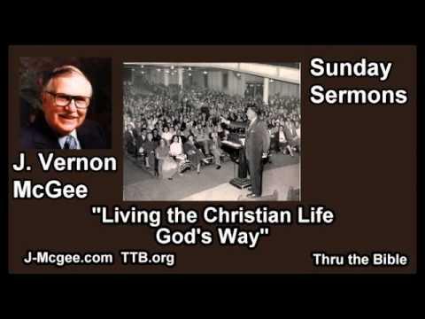 Living the Christian Life God's Way