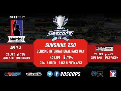2017 V8 Supercar Online Premier Series - Round Four Sebring