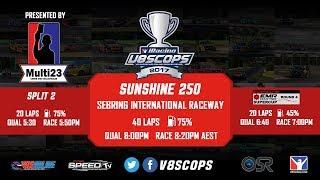 2017 V8 Supercar Online Premier Series - Round Four Sebring thumbnail