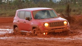 Teste - Jeep Renegade Sport Diesel - Falando de Carro