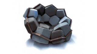 Versatile Modular Furniture Ndash Quartz Armchair By Davide Barzaghi And Ctrol Zak Homesthetics Insp