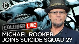 Michael Rooker Cast in James Gunn's Suicide Squad 2? - Collider Live #132