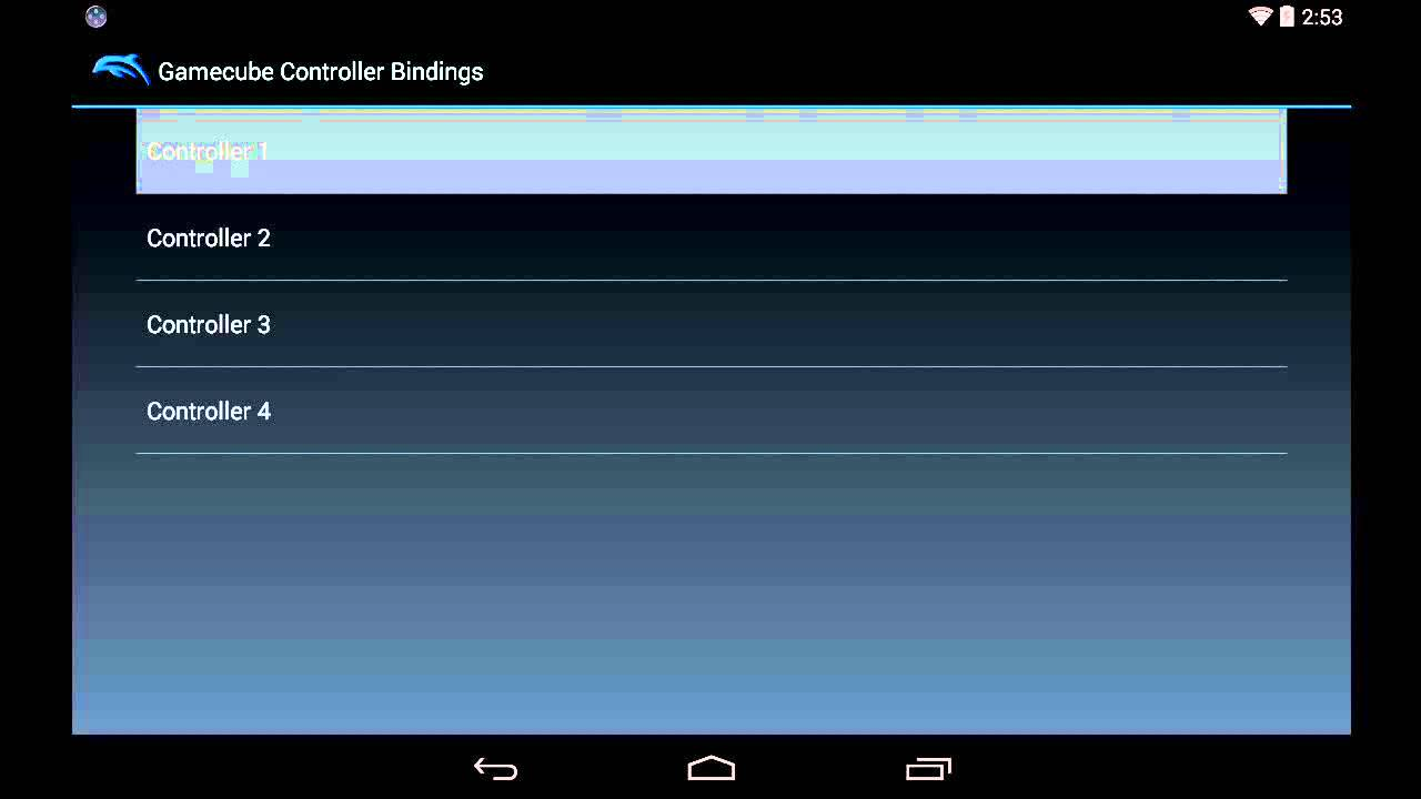 Dolphin Emulator Alpha 0 13 Settings / Configuration for Android Nexus 7  [720p HD]