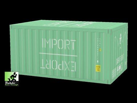 Import/Export Gameplay Runthrough