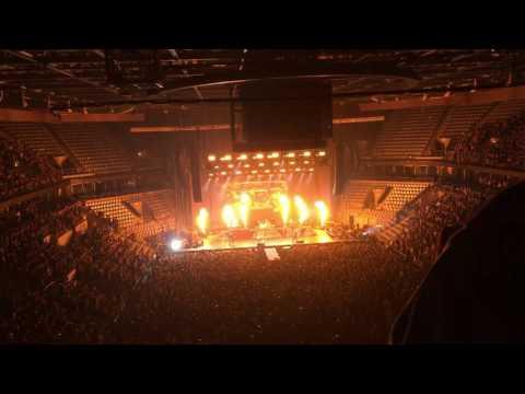 Green Day - Revolution Radio - live @ SAP-Arena Mannheim - 18.01.2017