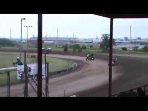 Jeremy Huish URSS Dawson County Speedway Lexington, NE 6 1 14