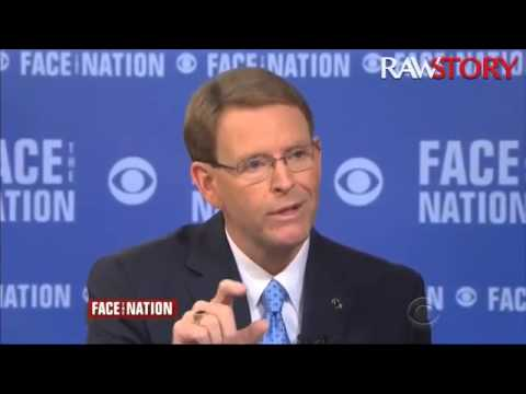Tony Perkins dismissed as an 'outlier' during CBS interview