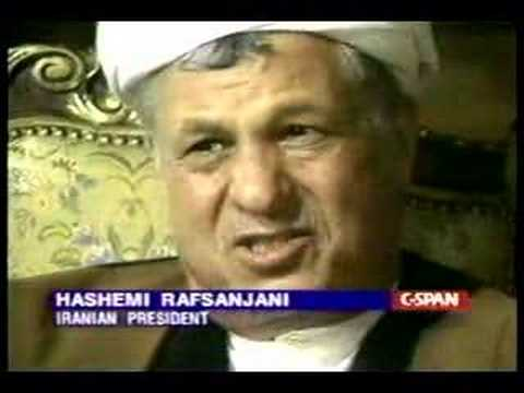 Rafsanjani on Iran's Nuclear Issue and Relations with The US