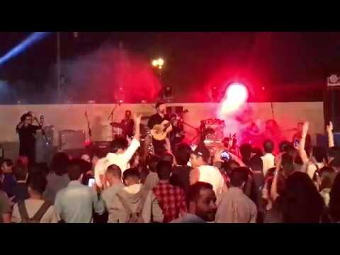 La Bande-Annonce (World Beat Wahad) - Way Down Below - Live @ Amman, Jordanie